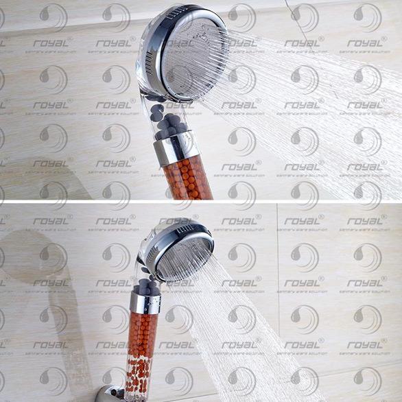 سردوش حمام فیلتردار