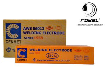 الکترود جوشکاری e6013